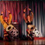 Bombos y Boleadoras. Contratar show con percusión