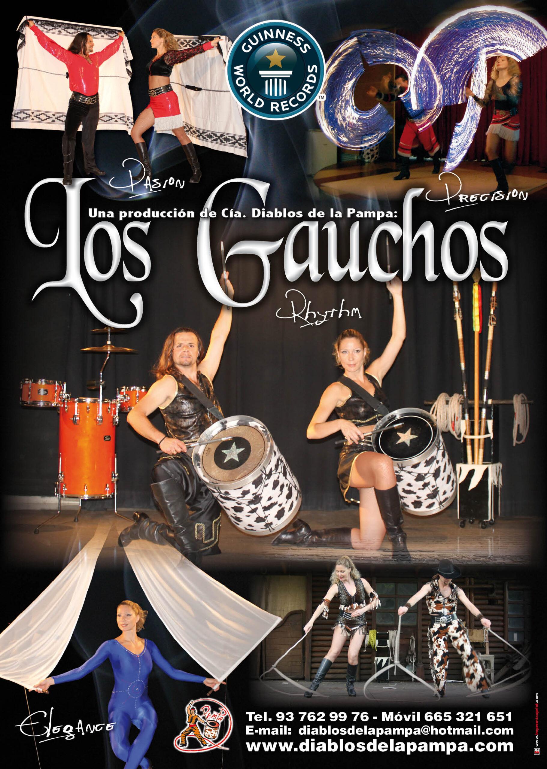 Contratar shows Los Gauchos